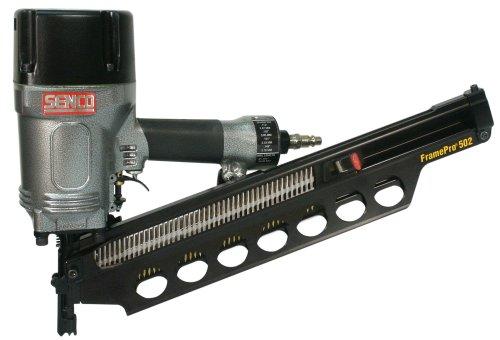Air Powered Framing Nailers: Senco FramePro 502 Full Round Head ...