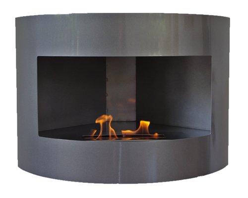 Neu Design Bioethanol Eckkamin