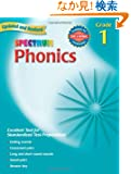 Spectrum Phonics, Grade 1: Education Version