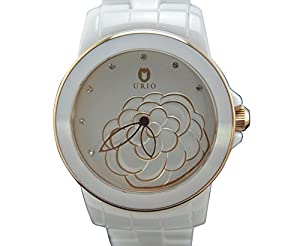 Quality All Ceramic Quartz Watch Water Resistant Fashion Women Watches