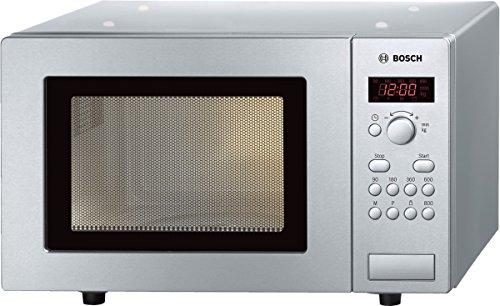 Bosch HMT75M451 Four micro-ondes 17l 800 W Argent (Import Allemagne)
