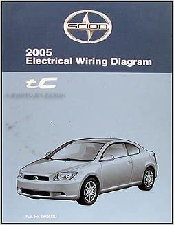 watch more like scion tc manual book 2005 scion tc wiring diagram manual original scion amazon com books