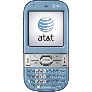Amazon.com: Palm Centro Electric Blue Smartphone (AT&T): Sports