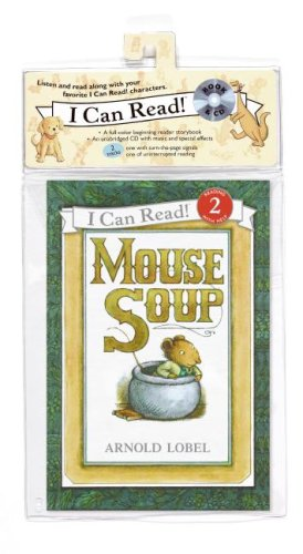 Mouse Soup Book and CD (I Can Read Book 2)