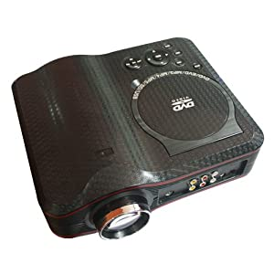 KSD388 Home Theater Portable DVD Projector DVD Analog TV GAME USB SD