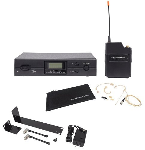 Audio Technica Atw-2192Ai-Th Headset Wireless Microphone Mic Atw-2192A Freq I