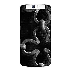 Cute Window Vintage Back Case Cover for Oppo N1