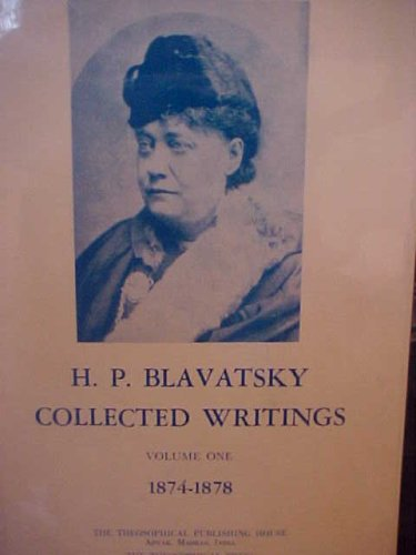 HELENA PETROVNA BLAVATSKY, COLLECTED WRITINGS, 15 VOLUME COMPLETE SET!! (Volumes1-15, Volume One-1874/1878, Volume Two-1879/1880, Volume Three-1881/1882, Volume Four-1882/1883,Volume Five-1883,Volume Six-1883/1884/1885, Volume Seven-1886/1887, Volume Eight-1887, Volume Nine-1888, Volume Ten-1888/1889, Volume Eleven-1889, Volume Twelve-1889/1890, Volume 13-1890/1891, Volume Fourteen-Miscellaneous, Volume 15-Cumulative Index.)