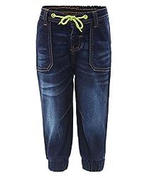 Krystle Boys Denim Jogger Jeans For kids