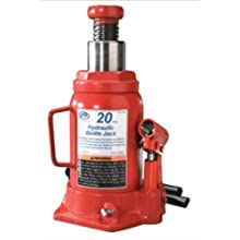 Advanced Tool Design Model  ATD-7386  20 Ton Bottle Jack