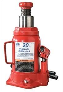 ATD Tools 7386 Hydraulic Bottle Jack - 20 Ton Capacity
