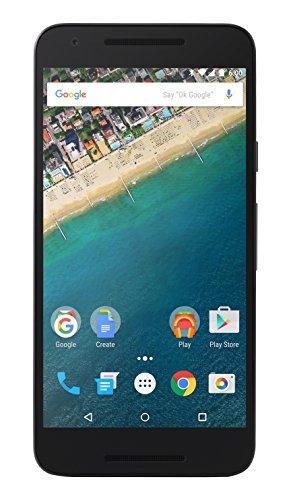 LG Nexus 5X LG-H791 (16GB, Charcoal Black)