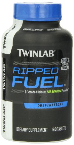 Twinlab - Ripped Fuel Extended Release Fat Burning Formula -