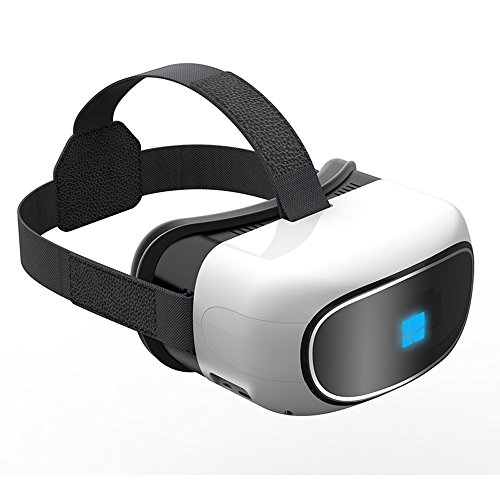 Elikliv Full HD VR Gaming 3D Glasses Game Movie All In One Portable VR Virtual Reality For Android OS 5.1