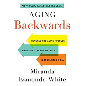 Aging Backwards Audiobook