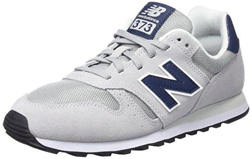 New Balance NBML373GRN Scarpe da Atletica Uomo, Grigio (Grey), 43