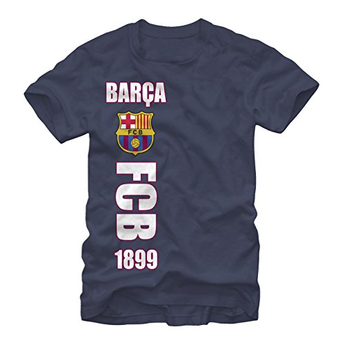 FC Barcelona Side Logo Mens Graphic T Shirt - Fifth Sun fifth harmony acapulco