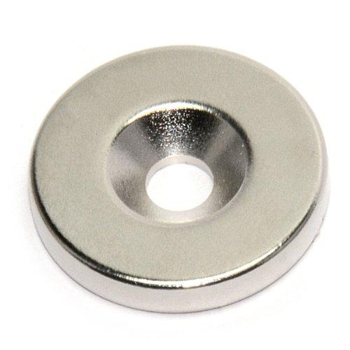 CMS Magnetics® N42 Neodymium Magnet Dia 3/4