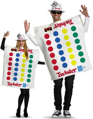 Click to buy Twister Game board Costume from Amazon!