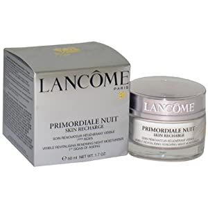 Low Price !! Lancome Primordiale Nuit Skin Recharge Visible Smoothing Renewing Night Moisturiser ...