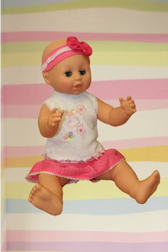 Baby Lovely - Classic Style, Interactive, Life-Like, Growing Doll