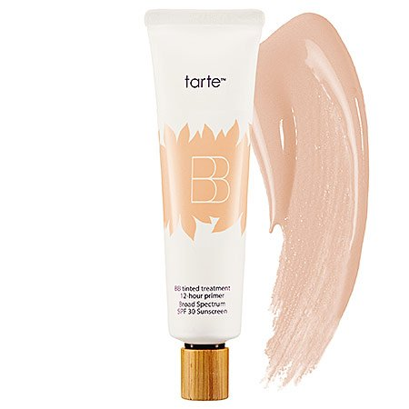 Tarte BB Tinted Treatment 12-Hour Primer Broad Spectrum SPF 30 Sunscreen Light 1 oz
