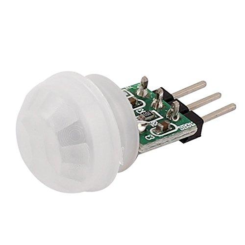 Best Deal Mini Pyroelectric PIR Sensor Module Manual Motion Infrared