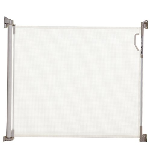 Dreambaby Retractable Gate - L820 - White - 55""