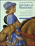img - for From the Gothic to the Renaissance (Great Italian Painters): Duccio, Giotto, Simone Martini, Pietro and Ambroglio Lorenzetti, Masaccio, Fra Angelico, Filippo Lippi, Benozzo Gozzoli book / textbook / text book