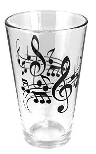 Longdrinkglas-Notenzeile-Schnes-Geschenk-fr-Musiker
