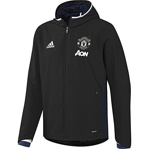 adidas-mufc-pre-jkt-sweatshirt-ligne-manchester-united-fc-pour-homme-noir-bleu-blanc-xs-taille-xs