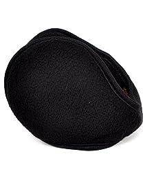 Metro Fleece Ear Warmers BLACK