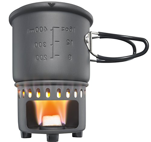 Esbit CS585HA 3-Piece Lightweight Camping Cook Set (Cook Stove For Camping compare prices)