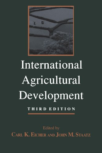 International Agricultural Development (The Johns Hopkins Studies In Development)