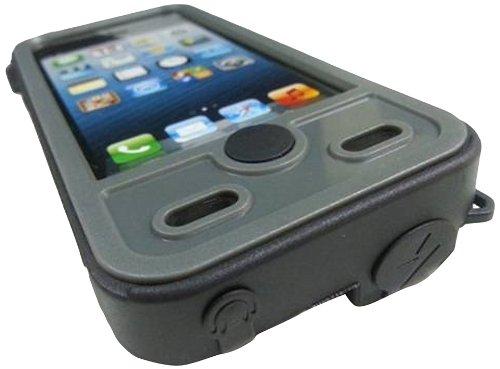 Special Sale ibattz Refuel Aqua 2200 iPhone 5 Charger Case - Retail Packaging - Black