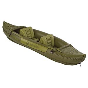 Sevylor Tahiti Fishing/Hunting Inflatable Kayak