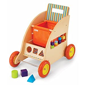 Manhattan toy Stow and Go Activity Cart