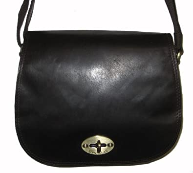 Rowallan Brown Shoulder Bag 118