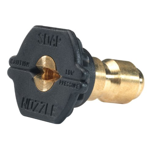 Be Pressure 85.266.400 1/4-Inch Quick Connect Brass Soaper Nozzle front-449562