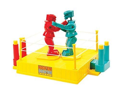 Rock 'em Sock 'em Robots Game by Mattel