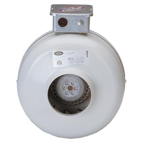 Can Fan 120 CFM Fan for Germination, 4