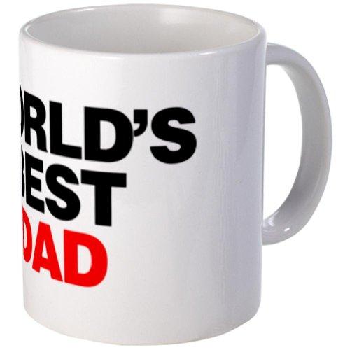 Worlds Best Dad Mug Mug By Cafepress