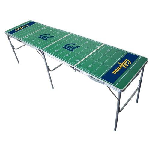 Ncaa Uc Berkley Golden Bears Tailgate Ping Pong Table With Net