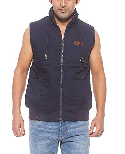 Spykar Men Cotton Blue Regular Fit Jackets