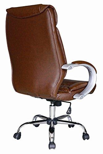 Lujosa silla de escritorio de oficina de cuerpo para for Sillas para computadora