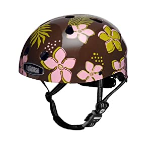 Nutcase Little Nutty Hula Lounge Bike Helmet, X-Small (46 cm-52 cm)