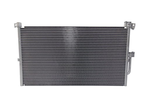 3140 AC A/C CONDENSER FOR JAGUAR FITS X-TYPE 2.5 3.0 V6 6CYL (Radiator Jaguar X Type compare prices)