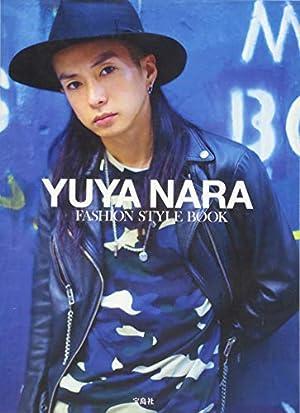 YUYA NARA FASHION STYLE BOOK