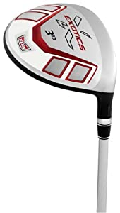 Tour Edge Ladies Exotics XCG5 #5 Graphite Design Tour AD 40G Fairway Wood by Tour Edge