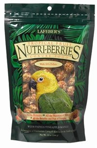 Cheap Tropical Fruit Nutri-berries Conure 10oz (B007RAME2I)